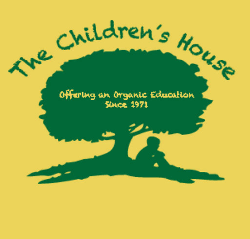 The Children's House T-Shirt Sale shirt design - zoomed