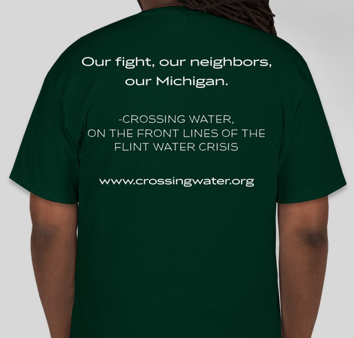 Emu school of social work fundraiser for crossing water for Rainforest t shirt fundraiser