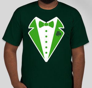 a8398586 St Patricks Day T-Shirt Designs - Designs For Custom St Patricks Day T- Shirts - Free Shipping!
