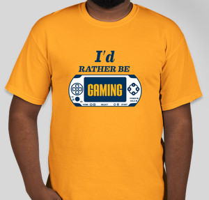 I'd Rather Be Gaming