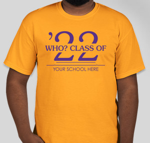 Who? Class of 22