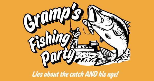 Gramp's Fishing