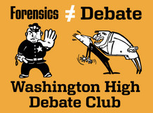 Washington High Debate Club