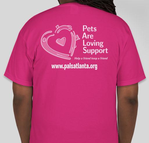 T shirts for pals atlanta custom ink fundraising for Atlanta custom t shirts