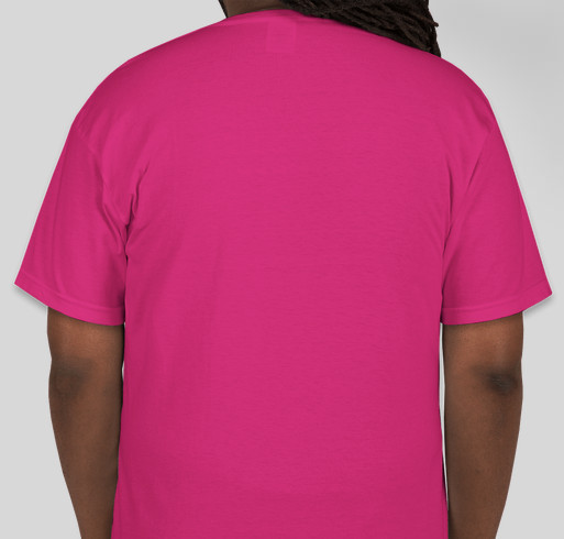 80s Mixed Online Radio Fundraiser Fundraiser - unisex shirt design - small - back