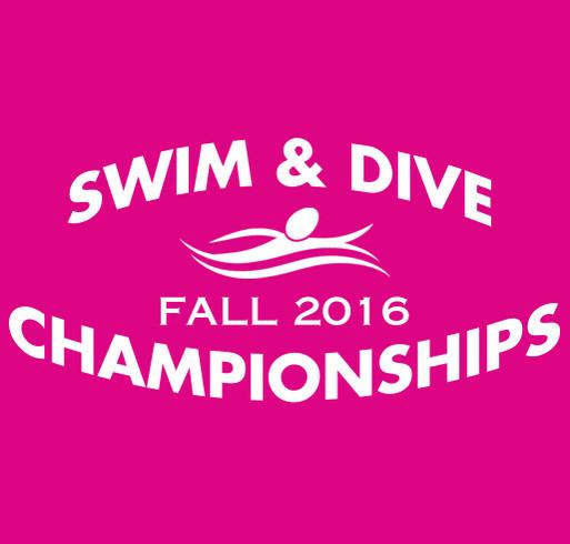 Bsc Shirt Sale To Benefit Wellesley College Swim Dive Team Custom Ink Fundraising