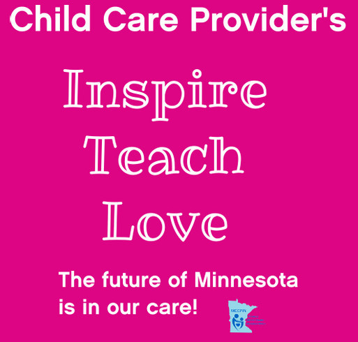 MCCPIN -The Future of Minnesota is in your Care. shirt design - zoomed
