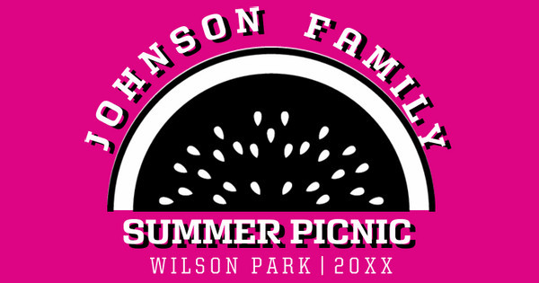 Johnson Family Picnic