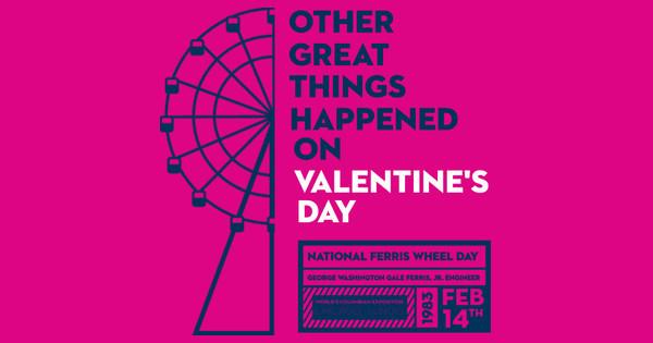 Ferris Wheel Valentines