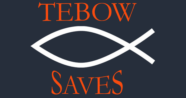 Tebow Saves