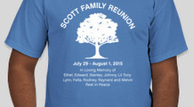 Scott Family Reunion