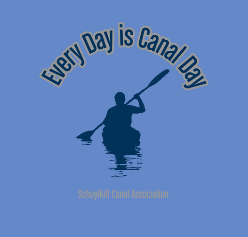 Every Day is Canal Day shirt design - zoomed