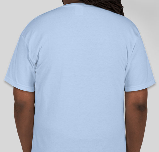 Help Luna Take Down the Establishment! Fundraiser - unisex shirt design - back