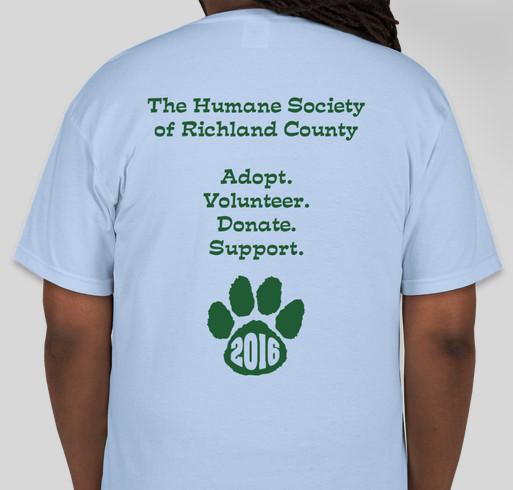 Humane Society of Richland County Custom Ink Fundraising