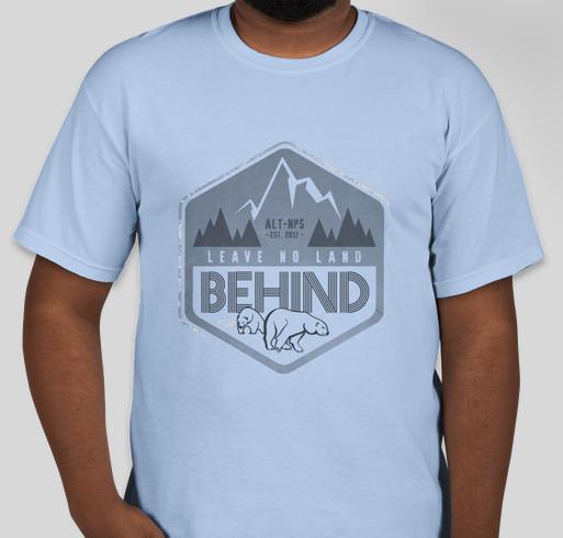 f5827499ca1 Alt National Park Service Fundraiser - unisex shirt design - front
