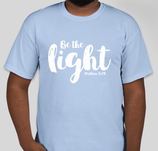 Sweet Mama Battling Ocular Melanoma! Fundraiser - unisex shirt design - front