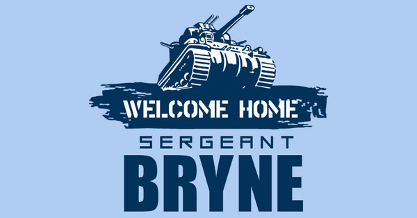 Welcome Home Sargent