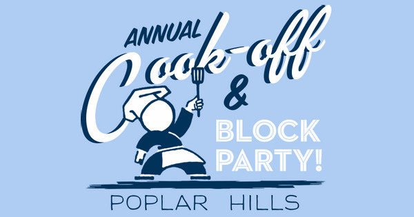 Annual Cook-off & Block Party