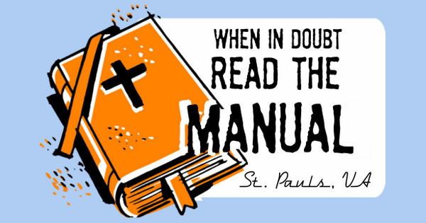 Read the Manual