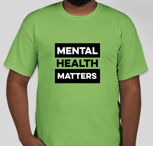 05874771494 May Mental Health Awareness Month Fundraiser - unisex shirt design - front