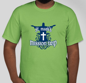 St. Mark's Mission Trip