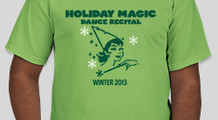 Holiday Magic Recital