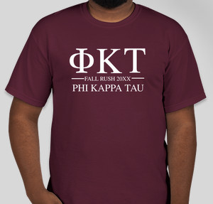 Phi Kappa Tau Fall