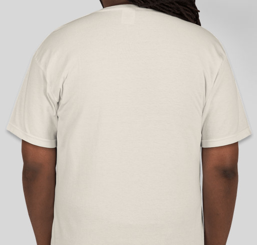 """The """"BeLieve"""" Movement National Bullying Prevention Campaign Fundraiser - unisex shirt design - back"""