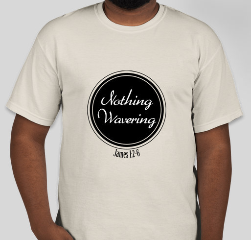 Adding Andersons Again Fundraiser - unisex shirt design - small