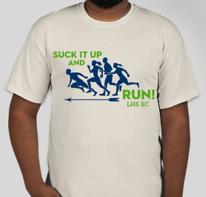 Suck It Up & Run!