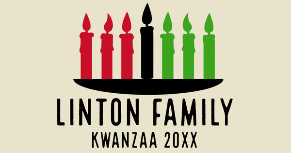 Smith Family Kwanzaa