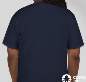 Gildan Ultra Cotton T-shirt — Navy