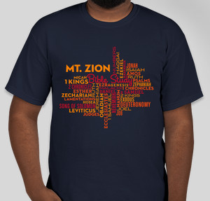 Church T Shirt Design Ideas what weve learned Mt Zion