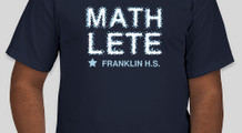 Mathlete Franklin High