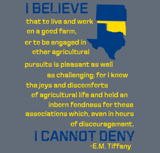 FFA: Healing the Heartland shirt design - zoomed