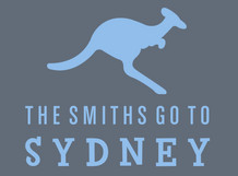 The Smiths Go To Sydney