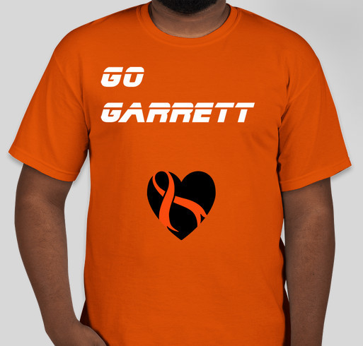 Rylee Houston 39 S T Shirt Fundraiser For His Brother Garrett