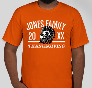 Jones Family Thanksgiving