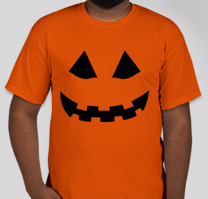 Costume- Jack-o-Lantern