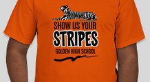 Show Us Your Stripes
