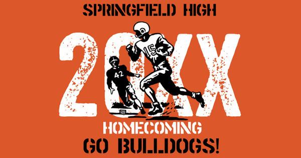Springfield High Homecoming