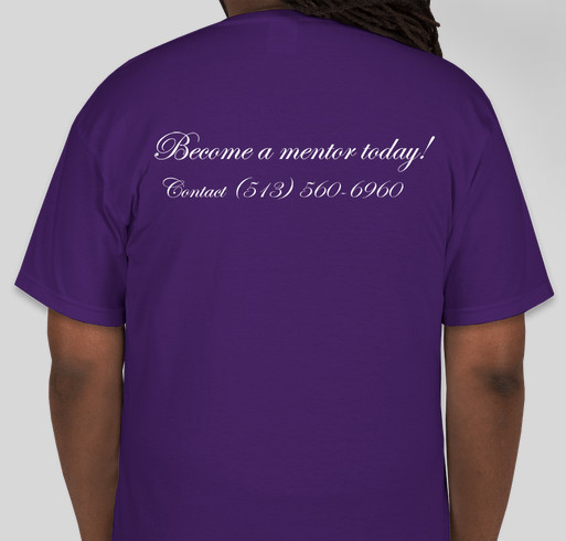 Helping Young Mother's 6th Annual Walk-A-Thon Fundraiser Event Fundraiser - unisex shirt design - back