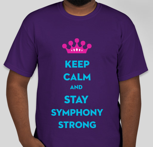Sweet Symphony Fundraiser - unisex shirt design - small