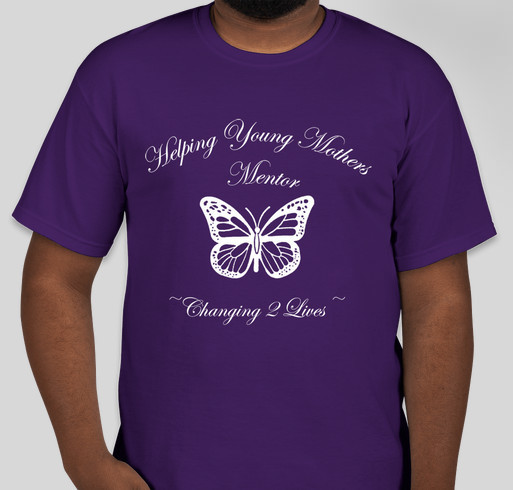 Helping Young Mother's 6th Annual Walk-A-Thon Fundraiser Event Fundraiser - unisex shirt design - front