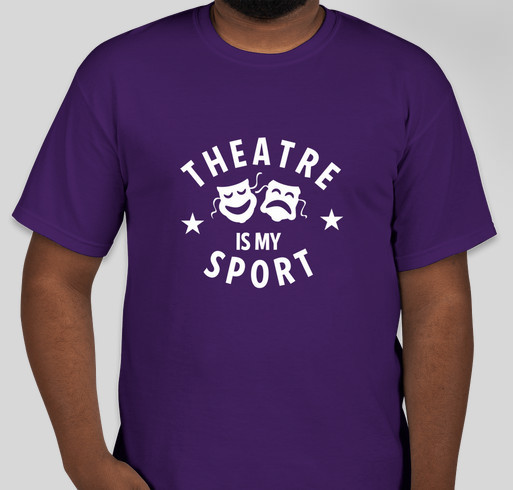 NCTC High School Play Festival Fundraiser - unisex shirt design - front