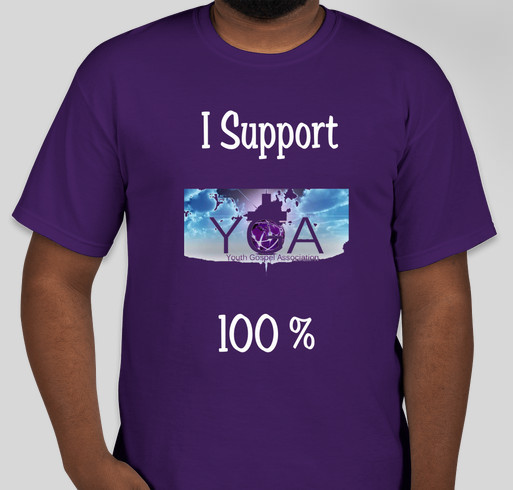 Help us Raise Funds for the 501c3 application fees??? Fundraiser - unisex shirt design - front