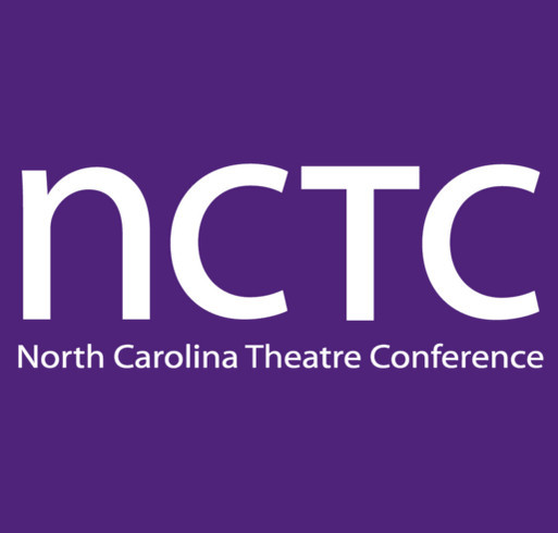 NCTC High School Play Festival shirt design - zoomed