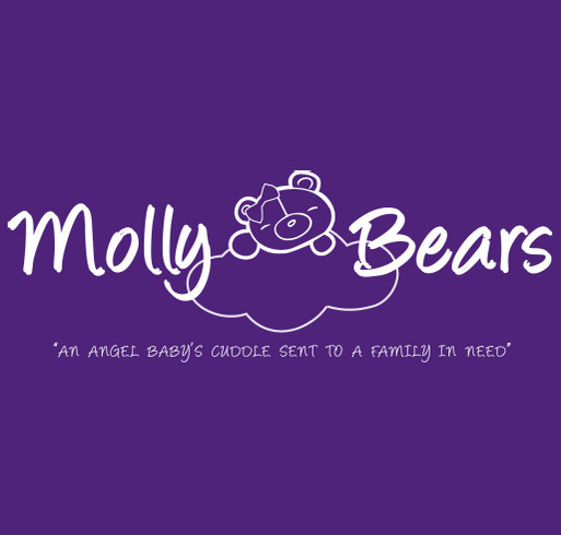Molly Bears Long-Sleeve Shirts! shirt design - zoomed