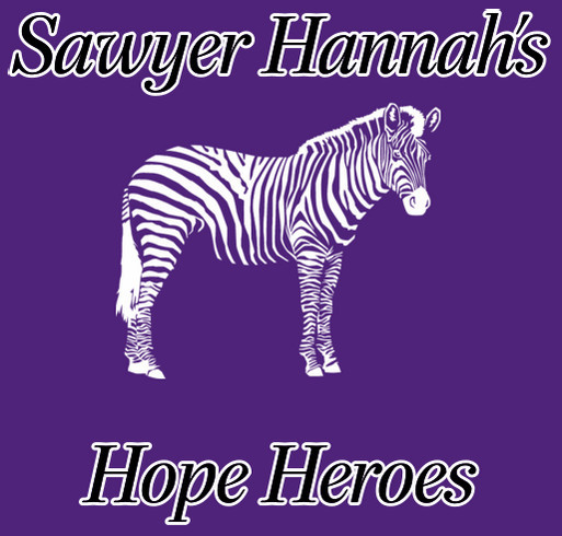Sawyer's Hope Booster Fundraiser