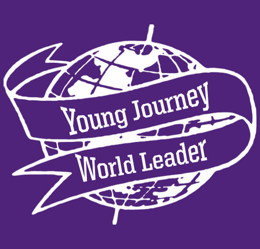 Young Journey Youth Programs shirt design - zoomed